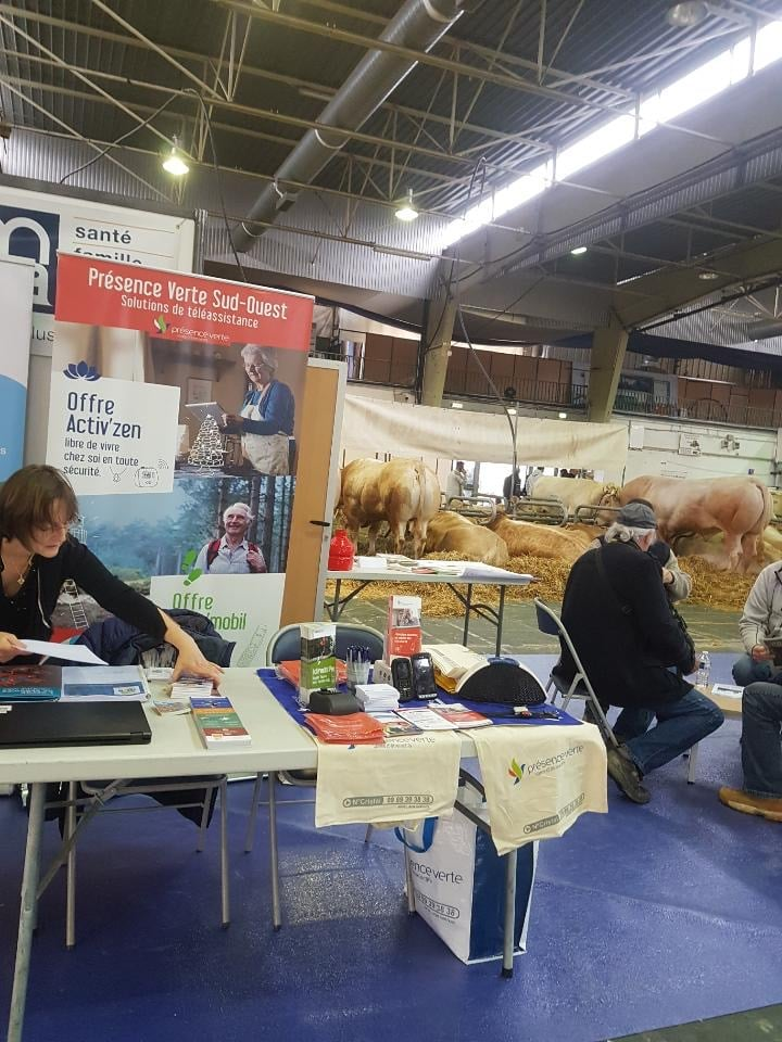 salon agriculture tarbes 2020